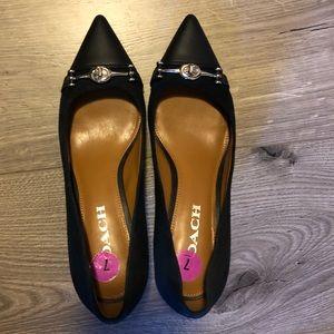Coach Shoes / Lauri Pumps / Color: Navy Blue 7